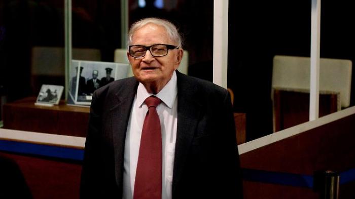 Eichmann-Jäger Rafi Eitan ist tot