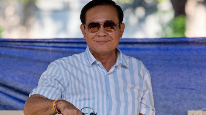 Military-backed party leads Thailand's post-coup election