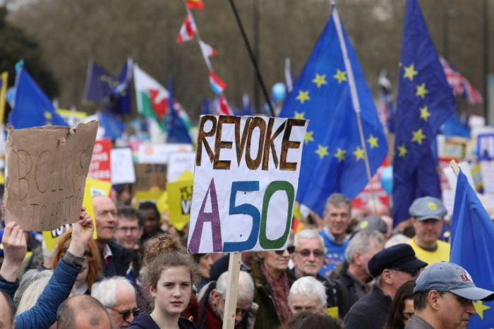 British MPs to vote on Brexit options