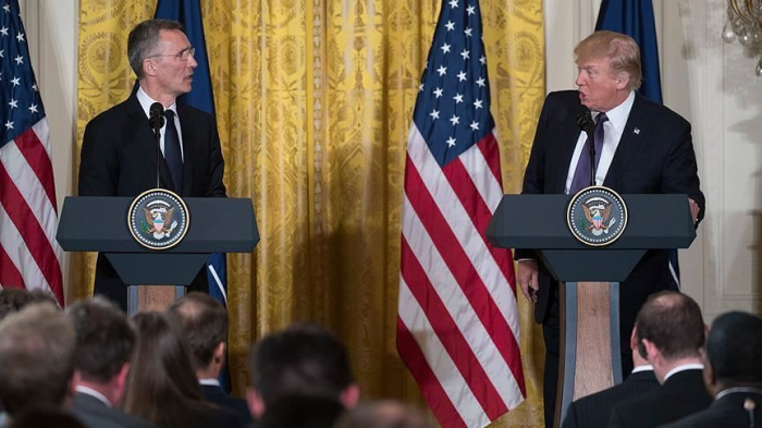 Trump to meet NATO chief next week