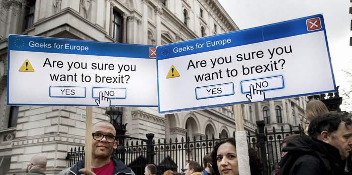 Let the people decide on Brexit-  OPINION