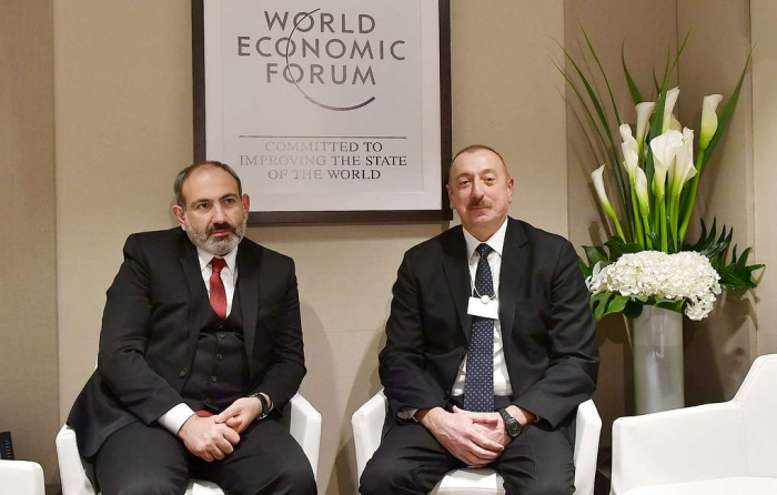 Baku confirms  Azerbaijani president to meet Armenian PM in Vienna