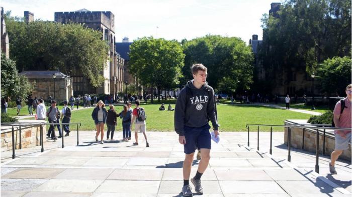 Yale revokes student