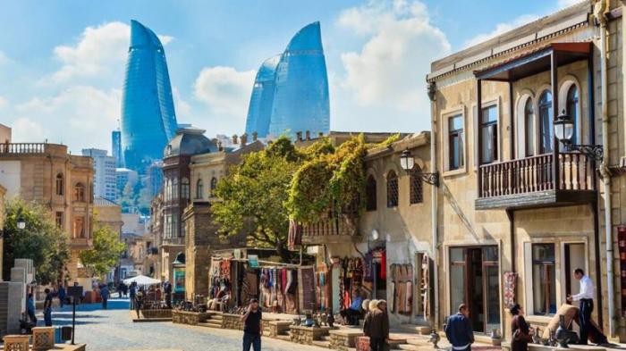 East finally meets West in Azerbaijan
