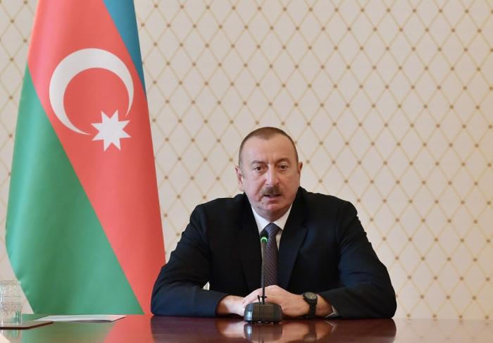 """İlham Əliyev: """"Sahibkarların vəziyyətini başa düşməliyik"""""""