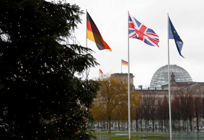 Germany warns of medical products shortage if Brexit chaotic: paper