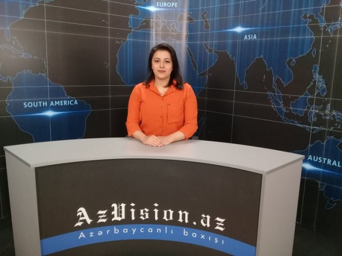 AzVision TV releases news edition of news in English for March 28 -  VIDEO