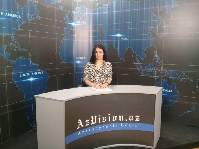 AzVision TV releases new edition of news in German for March 28 -  VIDEO