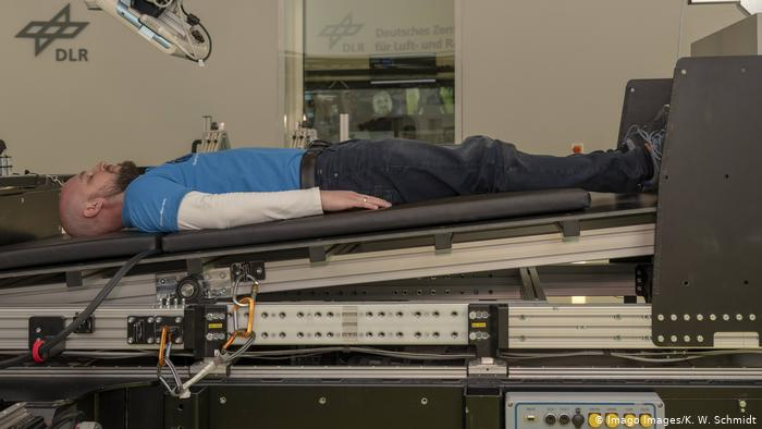German space scientists will pay you €16,500 to lie in bed for 60 days