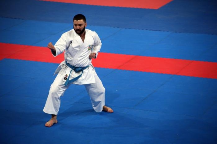 Deportes: Karateca azerbaiyano alcanzó la final del Campeonato de Europa