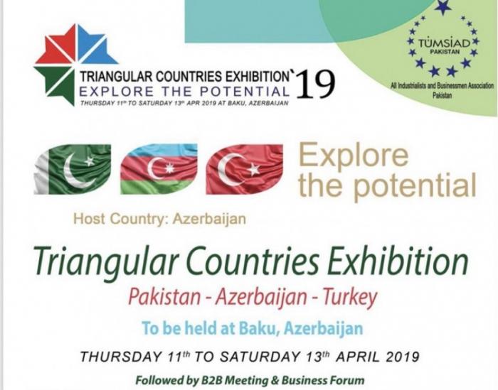 Baku to host Pakistan-Azerbaijan-Turkey 'Triangular Countries Exhibition'