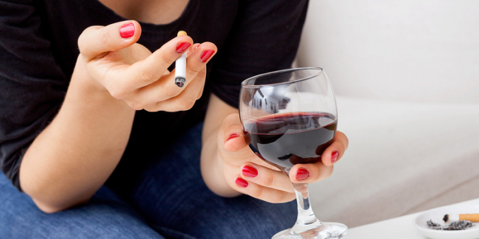 How many cigarettes in a bottle of wine?-  iWONDER