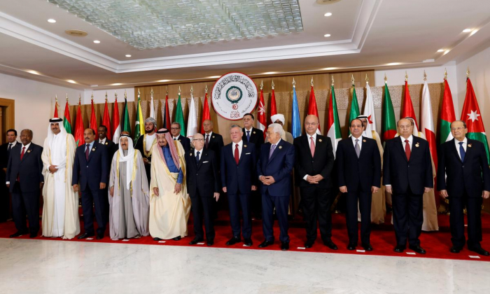 Arab leaders show unity in condemning U.S. decision over Golan