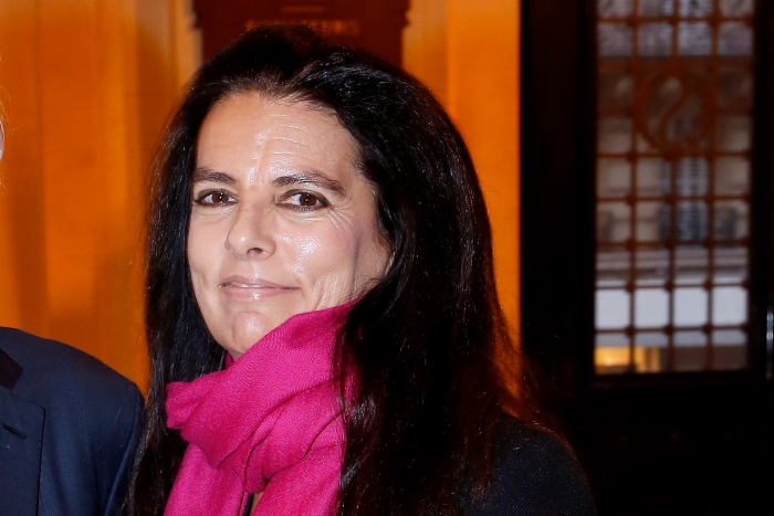 Forbes:  richest woman in the world  -Francoise Bettencourt Meyers