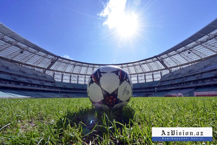 Azərbaycan - Litva oyununun hakimləri açıqlanıb