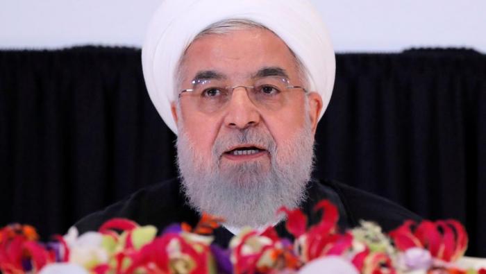 Le président iranien Hassan Rohani se rend en Irak lundi