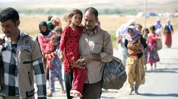 توقعات بعودة 20 ألف من سوريا إلى العراق
