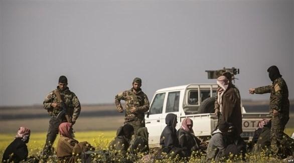 العراق ينشر اعترافات دواعش فرنسيين