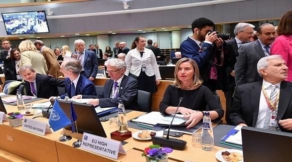 3.4 مليارات يورو لمساعدة سوريا في مؤتمر المانحين في بروكسل
