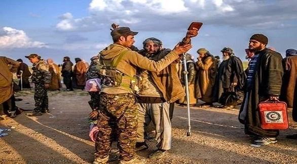 قسد: استسلام المئات من مسلحي داعش في الباغوز