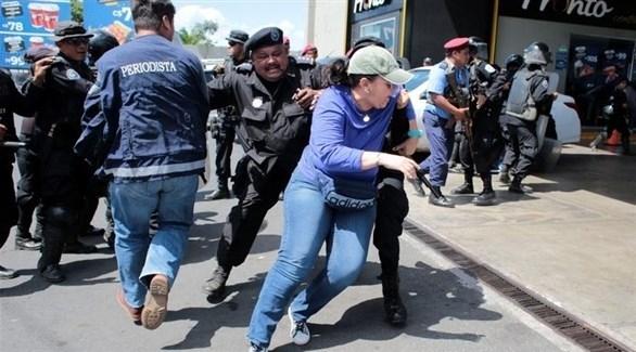 اندلاع احتجاجات مناهضة لحكومة نيكاراغوا