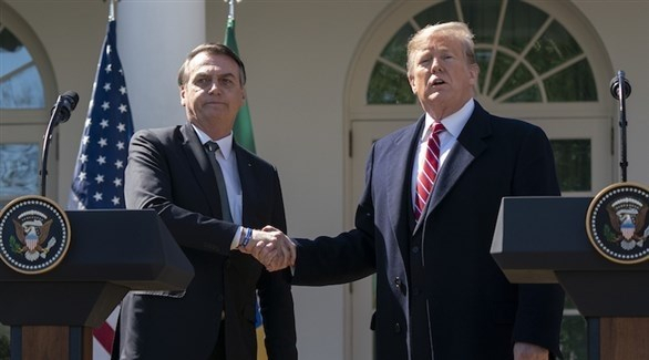 بولسونارو لا يستبعد دعم تدخل عسكري أمريكي في فنزويلا