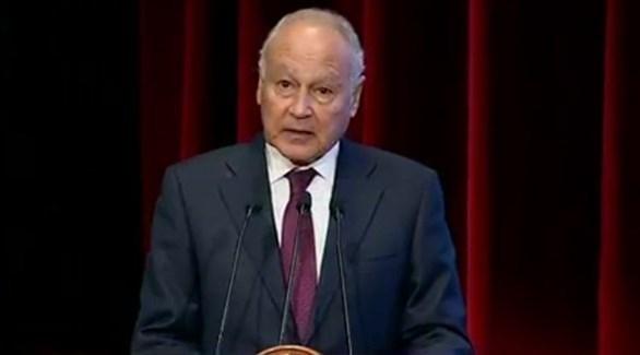 الجامعة العربية تشكو إسرائيل إلى الأمم المتحدة