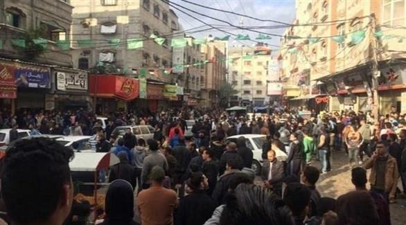 فعاليات في الضفة رفضاً لقمع حماس حراك غزة