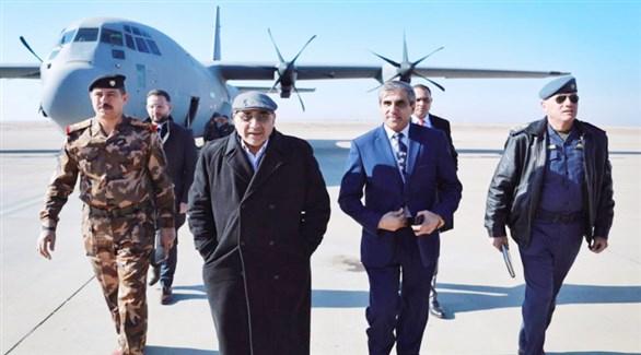 رئيس وزراء العراق يبدأ زيارته الأولى لمصر