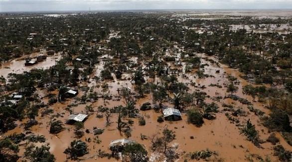 293 حصيلة ضحايا إعصار إيداي في موزامبيق