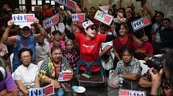 لا فائز حتى الآن في انتخابات تايلاند