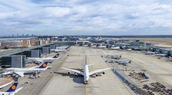 خلل يتسبب في إلغاء عشرات الرحلات من مطار فرانكفورت