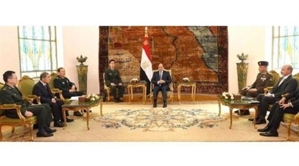 الصين تؤكد حرصها على علاقاتها الاستراتيجية مع مصر