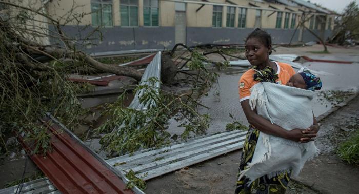 موزمبيق... الإعصار يقتل 217 شخصا