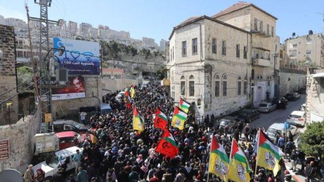الجيش الإسرائيلي يقتل ثلاثة فلسطينيين في الأراضي المحتلة