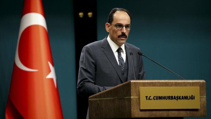 Ankaradan Netanyahunun irqçi bəyanatına sərt reaksiya