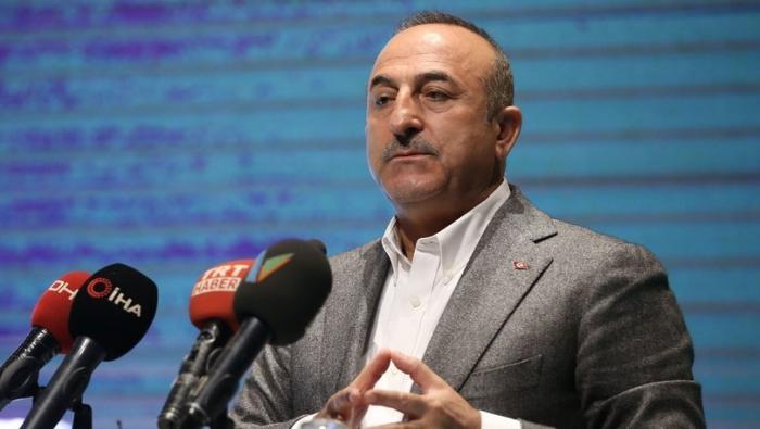 """Çavuşoğlu: """"Ərəb ölkələri ABŞ-dan qorxur"""""""