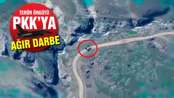Türkiyə PKK liderlərini məhv etdi