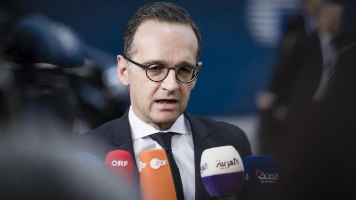 Maas mahnt Geschlossenheit in der China-Politik an