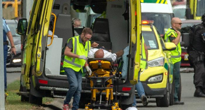 صاحب أشهر صور هجوم نيوزيلندا ليس سعوديا (فيديو)