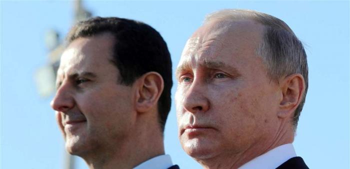 """""""مصائب أوكرانيا عند الأسد فوائد"""": بوتين أراد جمعه بلوبان.. وهذه قصة الـ2.4 مليار دولار!"""