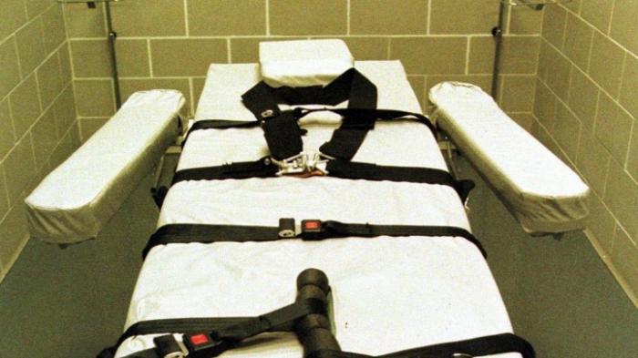 Todesstrafe wird ausgesetzt