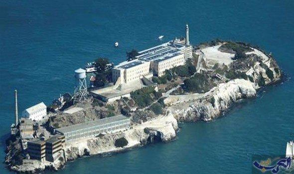 """اكتشاف قاعدة عسكرية أثرية تحت سجن """"ألكاتراز"""" الأميركي"""