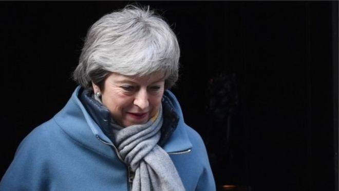 بريكست: تيريزا ماي مطالبة بالتخلي عن منصبها لإنقاذ صفقة خروج بريطانيا من الاتحاد الأوروبي