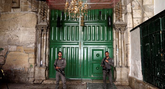"""""""جماعات الهيكل"""" تقتحم باحات المسجد الأقصى"""
