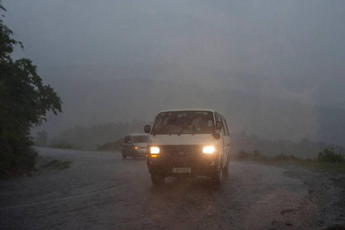 Le cyclone Idai fait   au moins 24 morts   au Zimbabwe