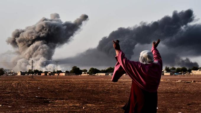 Syrie: plus de   630 civils tués   dans la bataille contre l