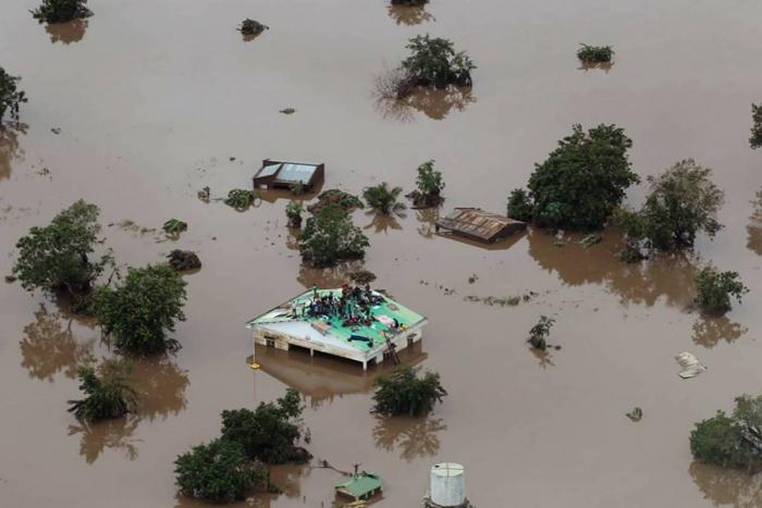 Cyclone au Mozambique :   aide du PAM pour plus d