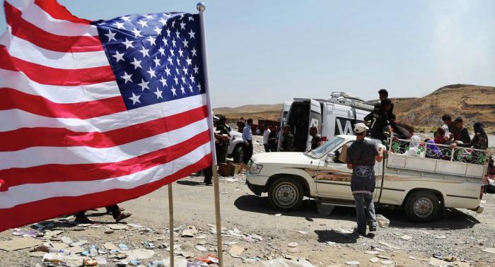"""صحيفة تركية تنشر صورة البغدادي وتتهم واشنطن بتوزيع جوازات سفر مزيفة لـ""""داعش"""""""
