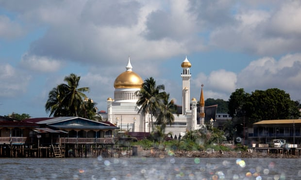 Brunei brings in death by stoning  as  punishment  for gay sex